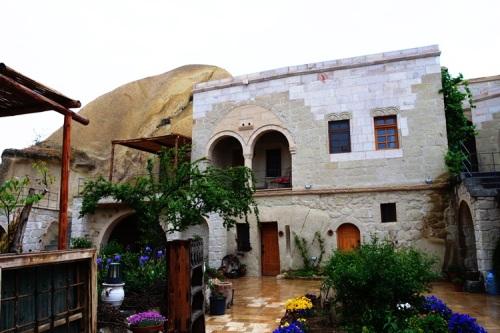 Queens Cave Hotel - Cappadocia - Rock Cave - Cave Hotel