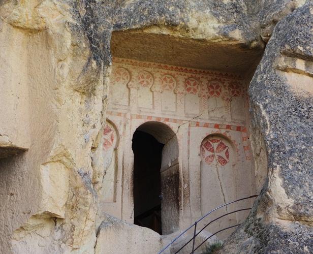 Goreme Open Air Museum - Cappadocia - Rock churches