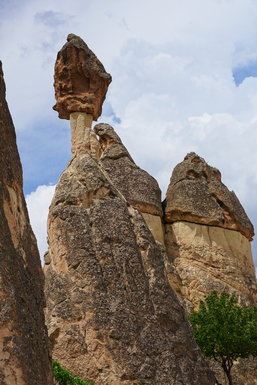 Fairy Chimneys - Rock Formations - Geology - Cappadocia