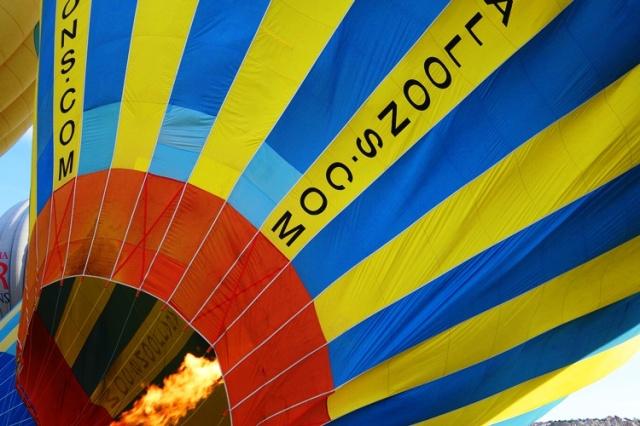 Kapadokya Ballons - Hot Air Balloons - Balloon Launch