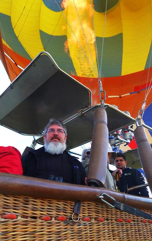 Kapadokya Balloons - Cappadocian Balloon Flight - Hot Air Balloon