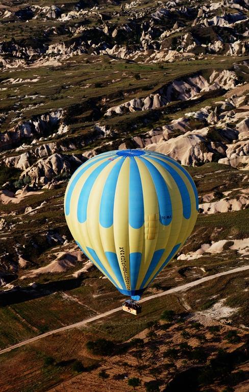 Hot Air Balloon - Balloon over Cappadocia - Kapadokya Balloons