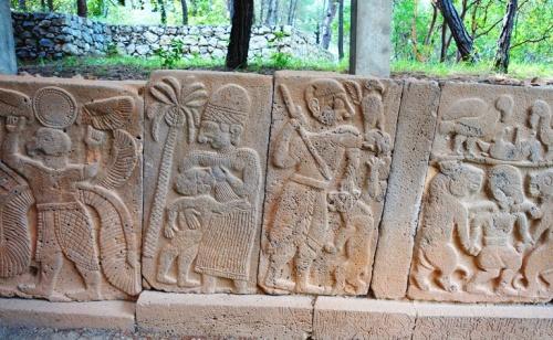 Karatep Aslantas - Neo-Hittite - Rosetta Stone - Phoenician and Luwian