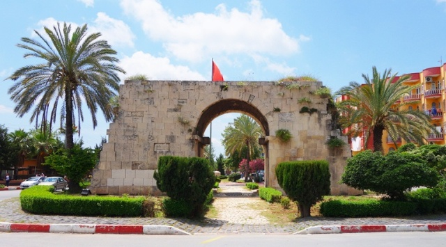 Cleopatra's Gate - Tarsus, Turkey - Paul's Gate - Gate to Harbor