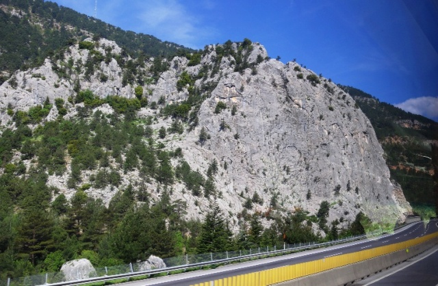 Cilician Gates - Taurus Mountains - Gulek Pass - Paul's Journeys