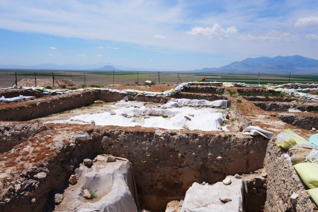 Tell of Derbe - Kertihoyuk - Excavations - Archaeology