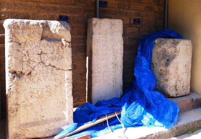 Lystra, Iconioum, Derbe - Inscription Stones - Museum in Konya
