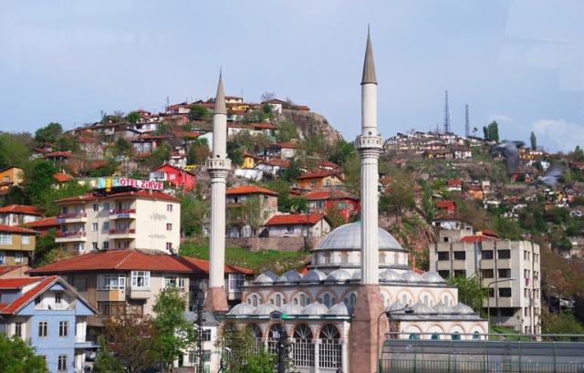 Mosque in Turkey - Ankara Mosque - Turkish Muslims