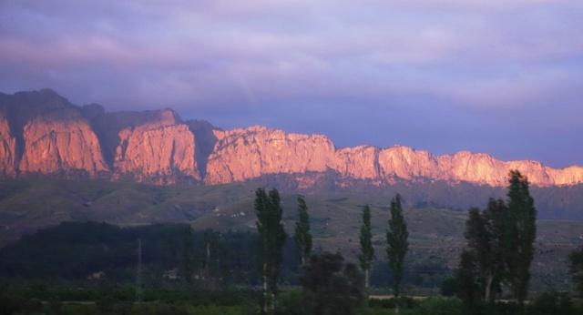 Mountains - Sunset - Turkey - Central Turkey - Antalya