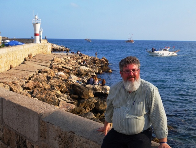 Port of Attalia - Acts 14:25-27 - Paul - Missionary Journeys - Turkish Port
