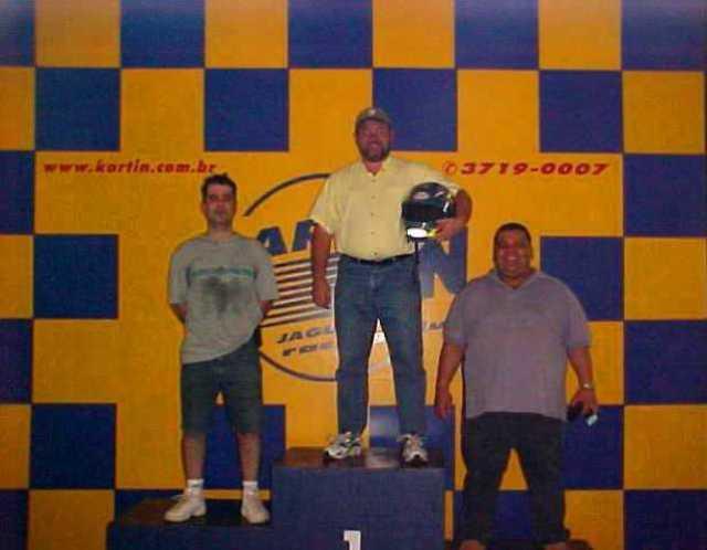 Go Kart Racing, Victory Stand, Brazil, Sports