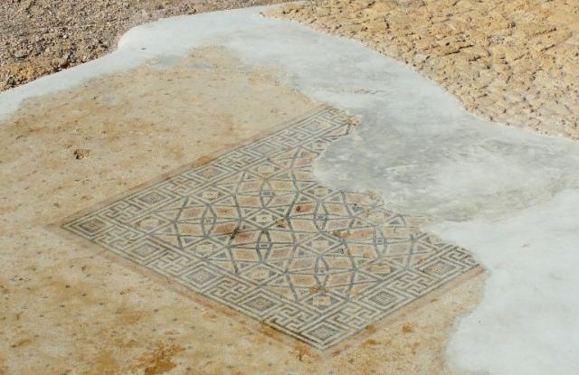 Caesarea Maritima, Mosaic Floor, Apostle Paul, Captivity, Felix and Drusilla