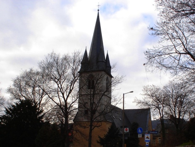 St. John's Church, Jena, Germany, Catholic Church Building