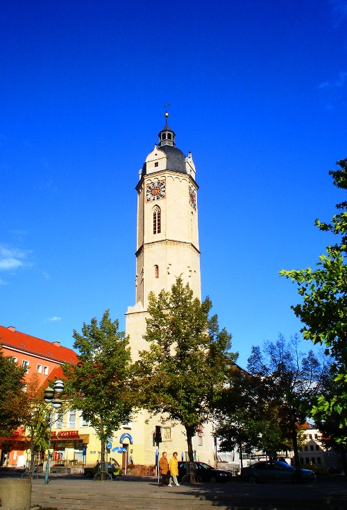St. Michaels, Jena, Germany, Lutheran Church, City Church