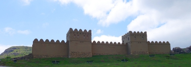Walls of Hattusha, Mud Brick Walls, Hittite Capital