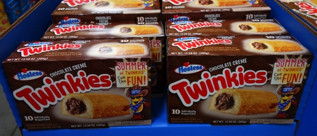 Chocolate Creme Twinkies, Twinkies Flavors, New Twinkies varieties.