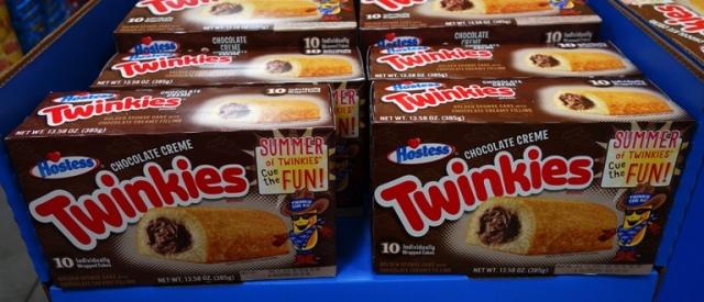 Chocolate Creme Twinkies, Twinkies Flavors, New Twinkies varieties.