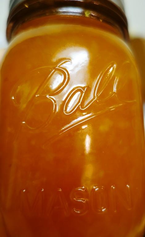 Apricot Jam, Apricot Preserves, Jelly, Jam, Fruit Preserves