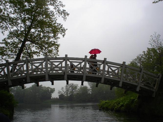 Arhitektura koja spaja ljude - Mostovi Woerlitz-bridge