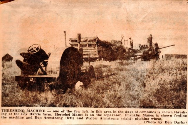 old time thresher, harvest, wheat harvest, threshing, Farming