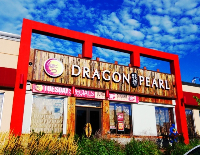 Dragon Pearl, Buffet Restaurant, Asian Food, York Mills, Toronto, Canada