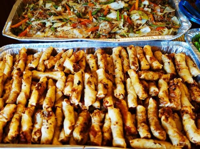 Filipino Food, Birthday Feast, Filipino Cuisine