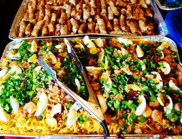 Filipino Food, Birthday Party Food, Cuisine, Filipino Culture