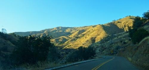 Patterson Hills, Del Puerto Canyon, California, Wilderness Area