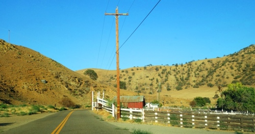 Patterson Hills, Del Puerto Canyon, Ranch Buildings, Barn, Golden Hills