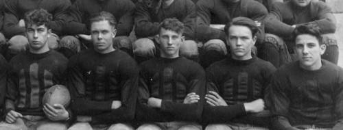 Old Footbal Uniforms, Tarkion Missouri Football, 1930's Football, Grandpa's Football Team