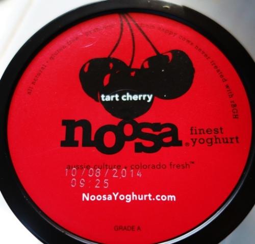 Greek Yogurt, Noosa Yogurt, Tart Cherry Yogurt, Colorado Yogurt