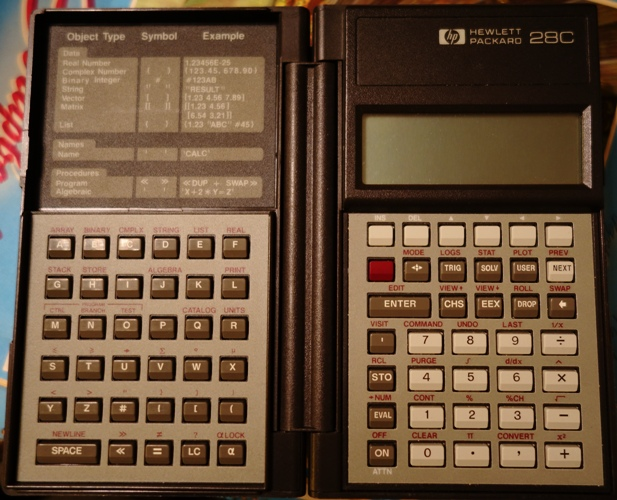 Calculators   Braman's Wanderings