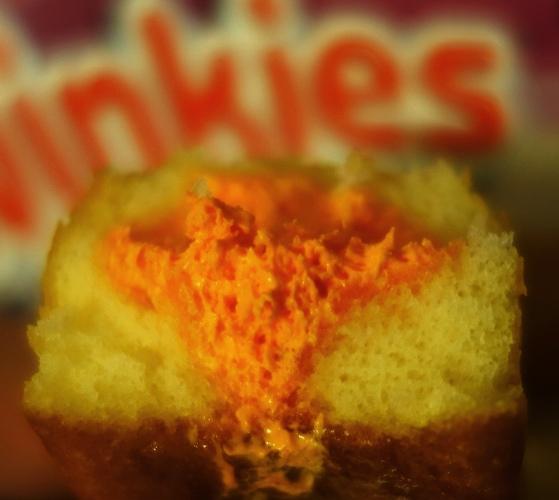 Orange S'Cream Twinkies, Twinkies, Hostess, Twinkie the Kid, Halloween Themed Products, Food