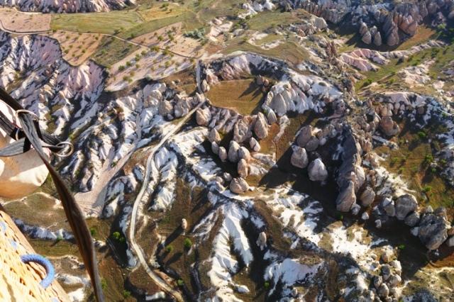 Cappadocia, Rock Formations, Hot Air Balllon, Ballooning