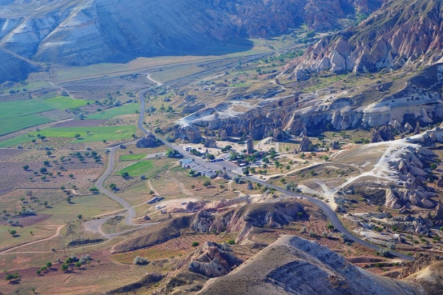 Fairey Chimneys, Cappadocia, Rock Formations, Balloon Flights