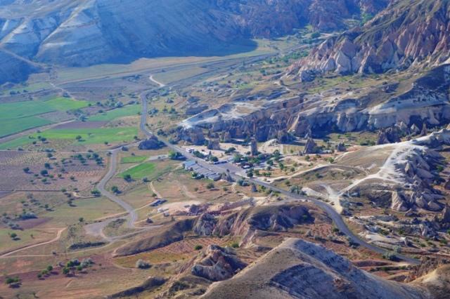 Fairey Chimneys, Cappadocia, Rock Formations, Balloon Flights