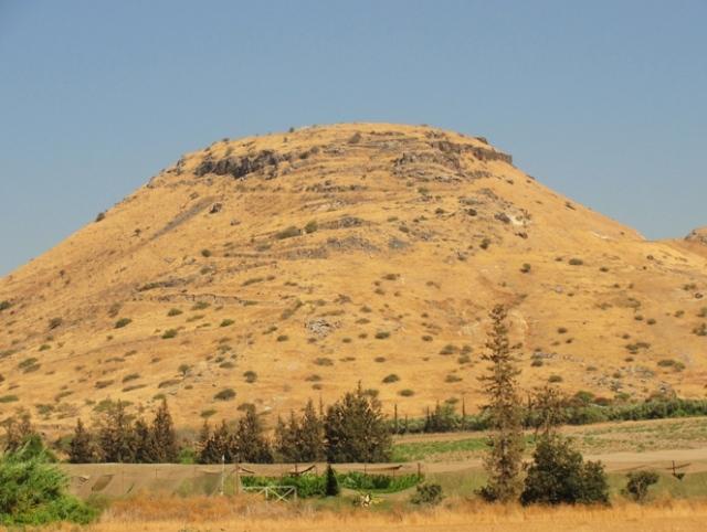 Hippos, Hoppos-Sussita, Archaeological High Horse, Sea of Galilee, BAR