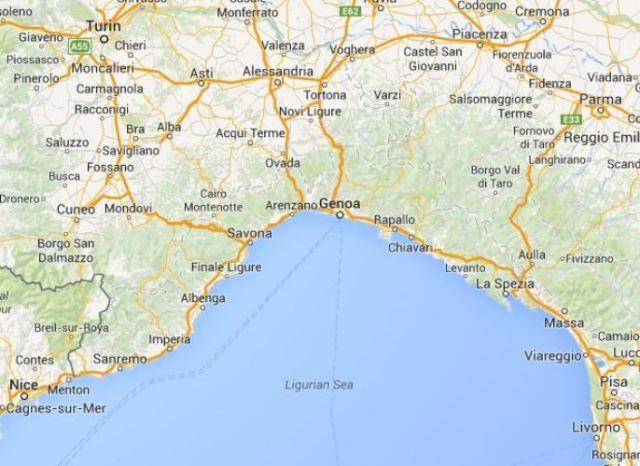 Genoa, Savona, Columbus, Columbus Day, Geneo Republic, Ligurian Sea