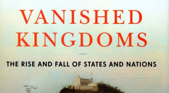 Vanished Kingdoms, The Rise and Fall of States and Nations, Norman Davies, Genoa, Italy, Columbus