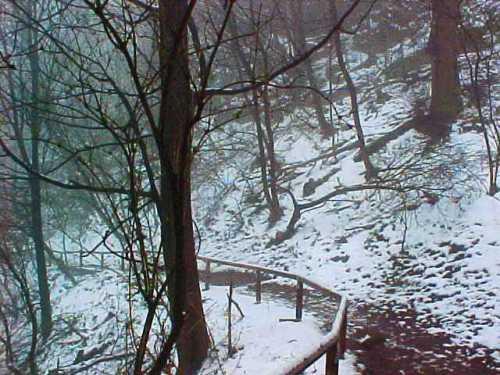 Wartburg, Eisenach, Martin Luther, Germany, Reformation, Snow