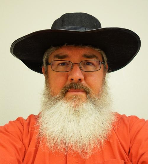 Mark Hall-Patton Costume, Halloween Costume, Pawn Stars, The Beard of Knowledge