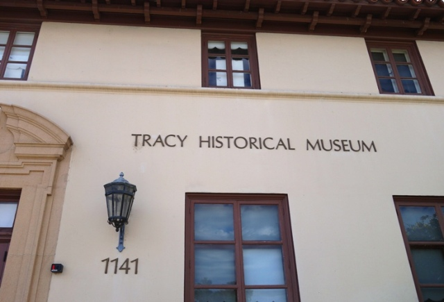 Tracy Historical Museum, Tracy California, Museum, Museum Day