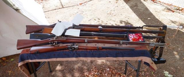 Civil War Guns, Harpers Ferry, Civil War, Re-enactors