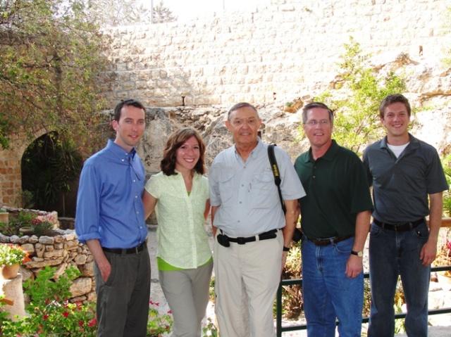 Exploring Bible Lands, Barry Britnell, Duttons, Ferrell Jenkins, Garden Tomb