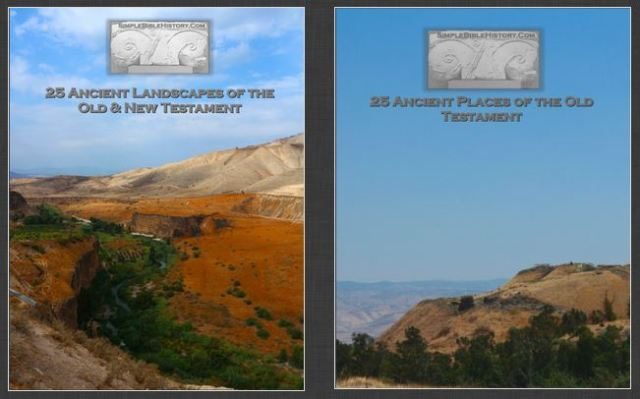 Simple Bible History, Bible Land Images, Trent and Rebekah Dutton, Israel