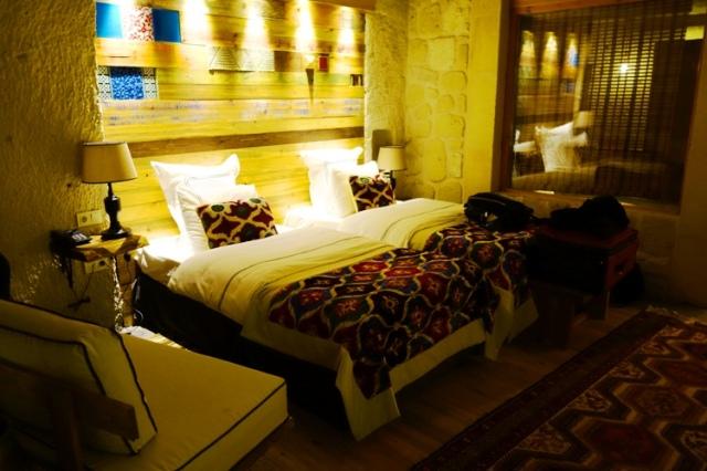 Queens Cave Hotel, Ortahisar, Cappadocia, Cave Hotel