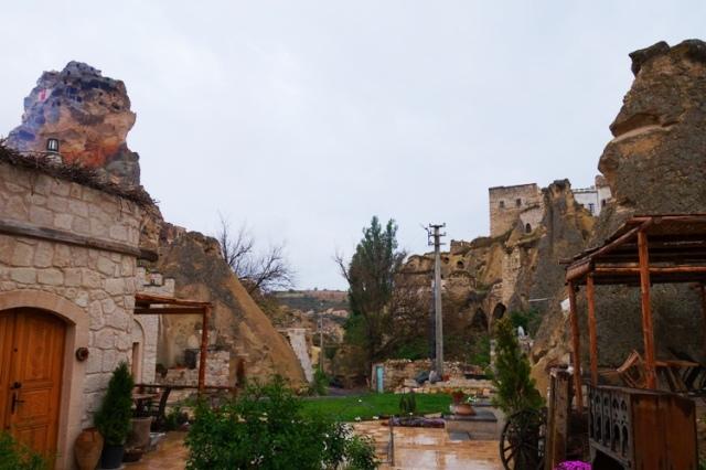 Queens Cave Hotel, Ortahiar, Cappadocia, Turkey, Cave Hotel