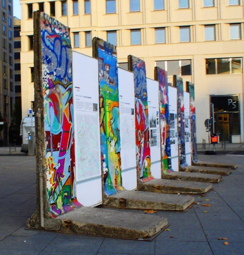 Berlin Wall Segments, Berlin, History, 25th Anniversary, Germany