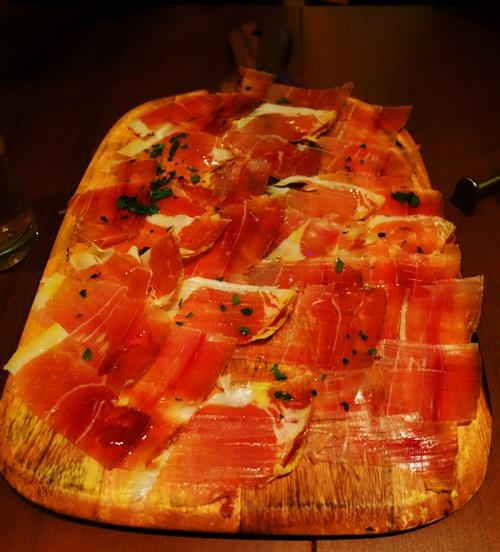 jamón serrano, Spanish Food, La Boqueria, Yotsuya, Tokyo