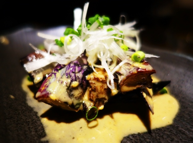 Japanese Eggplant dish, Japanese Cuisine, Eggplant, Japanese Restaurant